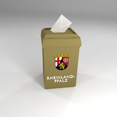 Wahl Rheinland-Pfalz