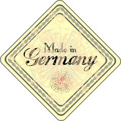 Label3 Made in Germany