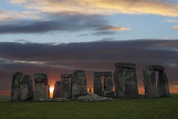 Moody Stonehenge