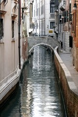 Rio di Venezia - scorcio