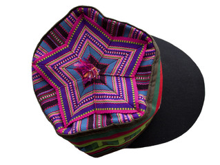 Asian ethnic cap