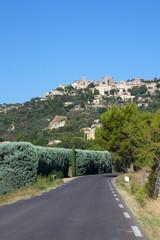 Road to Gordes