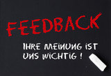 feedback poster