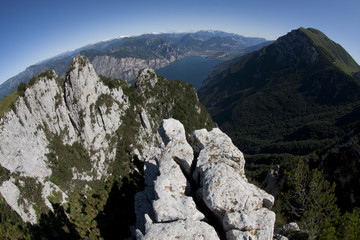 Monte Baldo, path of Ventrar