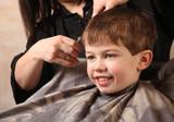 Fototapety haircut