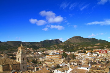 Caravaca de la Cruz Murcia
