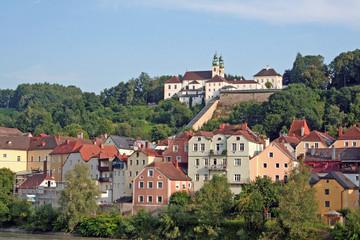 Wallfahrtskirche Mariahilf in Passau (Bayern)
