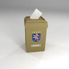 Wahl Hessen