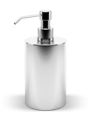 Metal Soap Dispenser