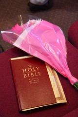 Baptismal bible