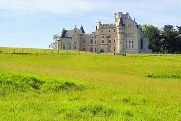 Hendaye Chateau d Abbadie 04