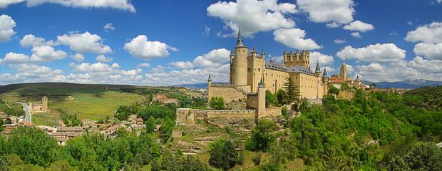 Segovia Alcazar 19