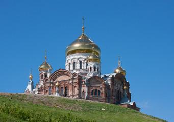 friary on the White mountain, city Perm