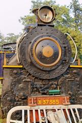 Steam Locomotive X-37385