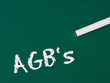 AGB's - Allgemeine Geschäfts Bedingungen