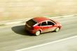 speed car drive