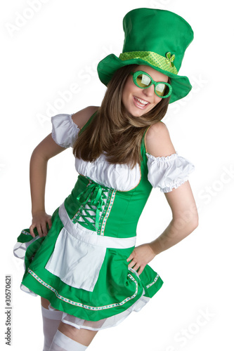 Irish Woman