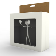 Stickman in a Box