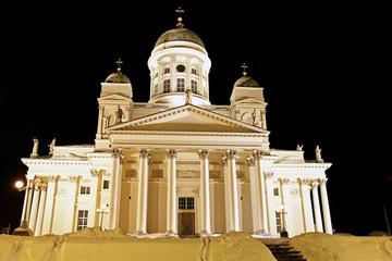 Black Night in Helsinki