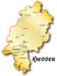 Hessen Übersicht gold antik