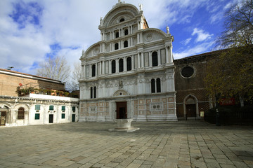 Venezia, Chiesa di  San Zaccaria