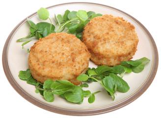Breaded Cod Fishcakes