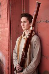 Young Bassoon Musician