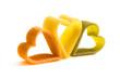 Pasta herzförmig
