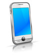Cell Smart Phone Mobile 3D