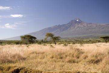 Mawenzi Mountain