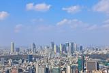 新宿オフィスビル街