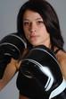 boxeuse brune 18
