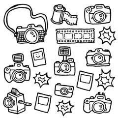 doodle cameras