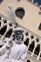 Maschera e palazzo ducale