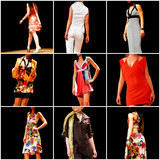 collage fashion - collage moda