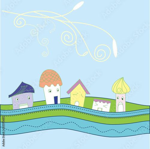童话小房子