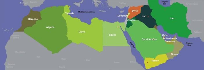 Nordafrika / Arabischer Raum / Orient