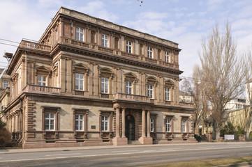 Kassel, historisches Ständehaus