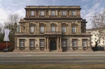 Kassel, Ständehaus (Parlament) frontal