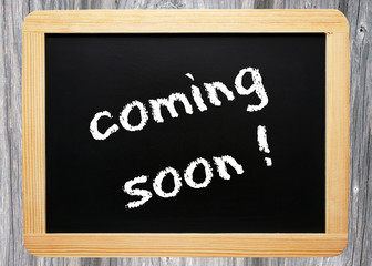 coming soon ! - Business Concept