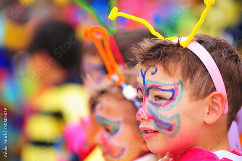 Aluminium Carnaval Karneval