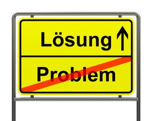 Lösung-Problem