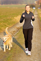 gemeinsames joggen