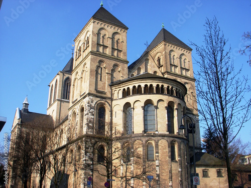 St. Kunibert Church in Cologne