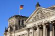 Reichstag Berlin - Detail