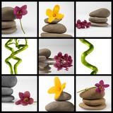 Mosaique Zen poster