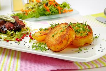 filet mignon mit bratkartoffeln #7