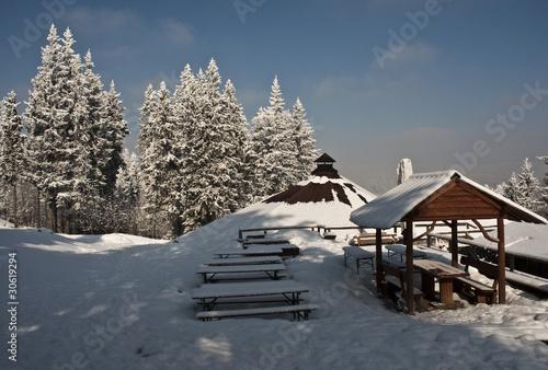 Zima w karkonoszach - 30619294