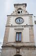 Clocktower. Putignano. Apulia.