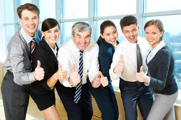 Successful associates